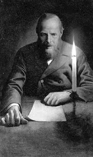 Aniversario de Fiódor Mijailovic Dostoievski