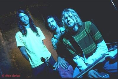 Lista de canciones de Nirvana -
