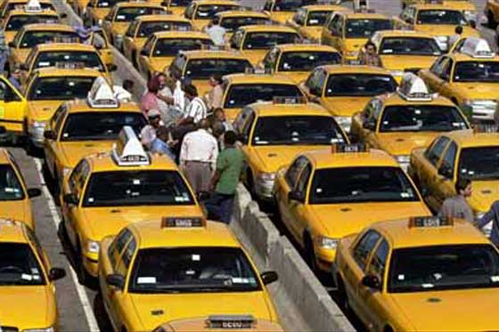 """Mi """"odio"""" a los taxistas (un texto ya con algunos años)"""