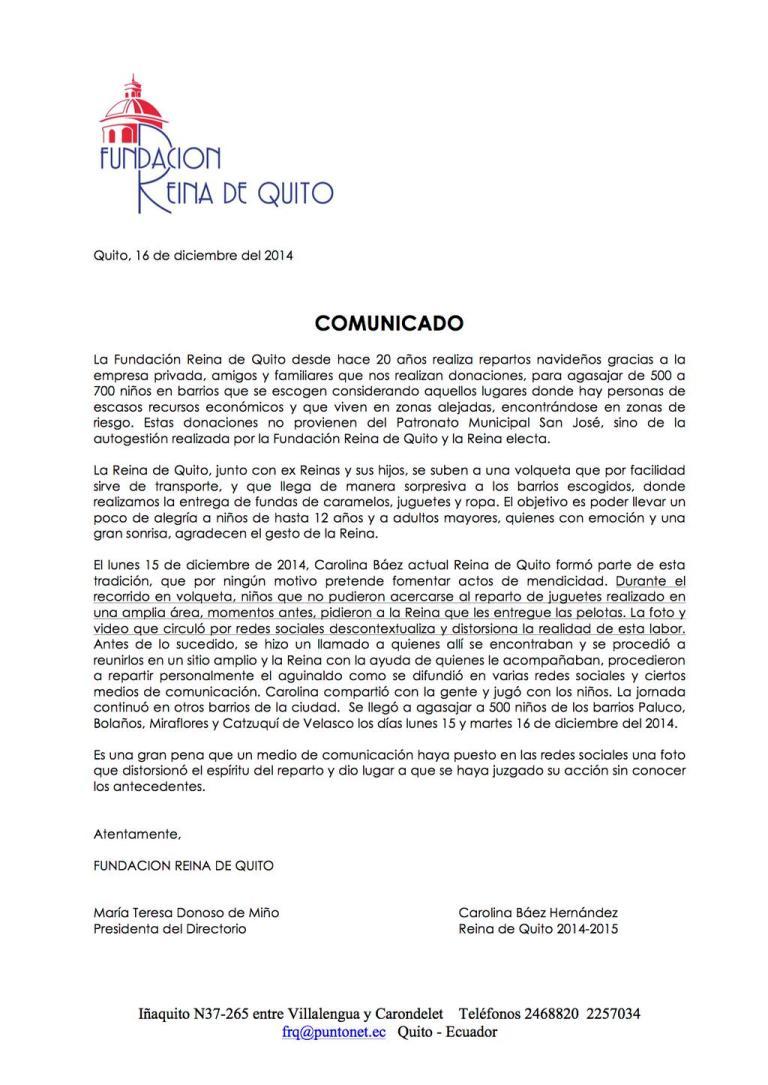 comunicadoFRQ
